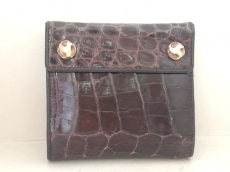 ガルニの3つ折り財布