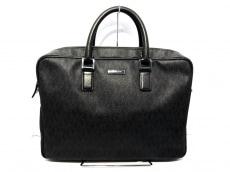 マイケルコースのビジネスバッグ