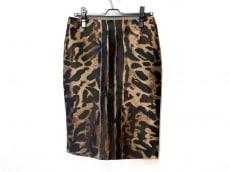 アレキサンダーマックイーンのスカート