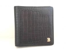 バリーの2つ折り財布