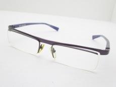 アランミクリのサングラス