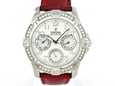 フェスティナの腕時計