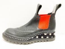 ジュコのブーツ