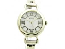 ワイアードの腕時計