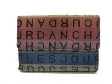 シャルルジョルダンの3つ折り財布
