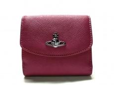 ヴィヴィアンウエストウッドのWホック財布