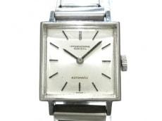 アイダブリューシーの腕時計