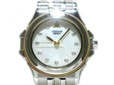 セイコークレドールの腕時計
