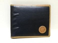 ハンティングワールドの2つ折り財布