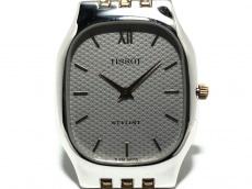 ティソの腕時計