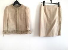 エポカのスカートスーツ