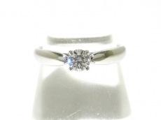 ティファニーのハーモニーダイヤモンドリング