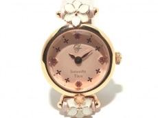 サマンサ ティアラの腕時計