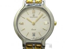 ウォルサムの腕時計