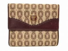 アナスイの3つ折り財布