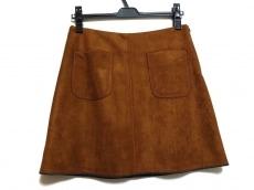 デビーデボのスカート
