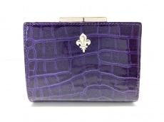 パトリックコックスの2つ折り財布