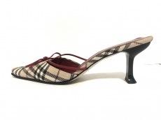 Burberry Blue Label(バーバリーブルーレーベル)の靴