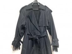 ルシェルブルーのコート