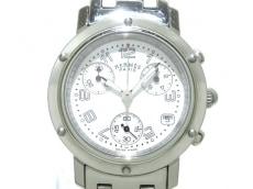 HERMES(エルメス)のクリッパークロノの腕時計