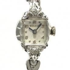 ブローバの腕時計