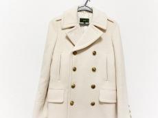 グリーンのコート