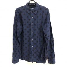 ブラックコムデギャルソンのシャツ