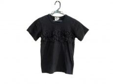 ブラックコムデギャルソンのTシャツ