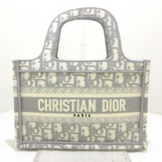 ディオール/クリスチャンディオールのディオール ブックトート ミニバッグ