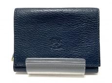 イルビゾンテの3つ折り財布