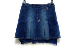 ブルマリンのスカート