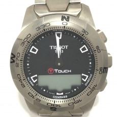 ティソのT-TOUCH2