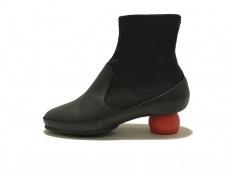 カンペールのブーツ