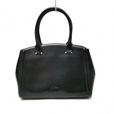 グレのハンドバッグ