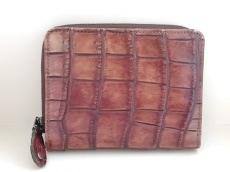 イビザの2つ折り財布