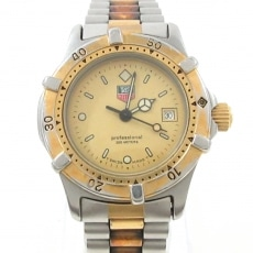 HEUER(ホイヤー)のプロフェッショナル200の腕時計