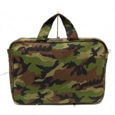 コムデギャルソンオムドゥのビジネスバッグ