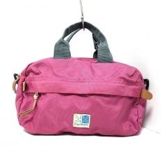 カリマーのハンドバッグ