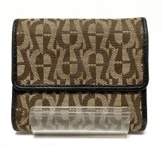 アイグナーの3つ折り財布