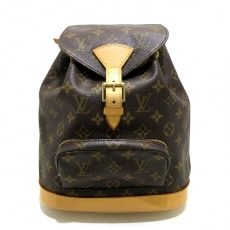 LOUIS VUITTON(ルイヴィトン)のモンスリMMのリュックサック