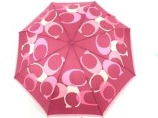 コーチの傘