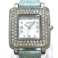 アビステの腕時計