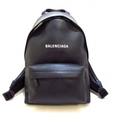 バレンシアガのエブリデイ バックパック S