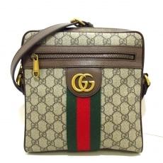 グッチのオフィディア GG スモール メッセンジャー バッグ