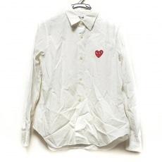プレイコムデギャルソンのシャツ