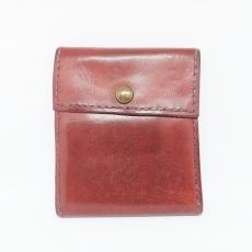 アンリークイールのWホック財布
