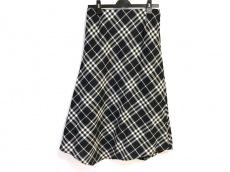 バーバリーロンドンのスカート