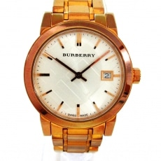 バーバリープローサムの腕時計