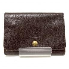 イルビゾンテの2つ折り財布