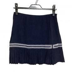 ブルーガールブルマリンのスカート